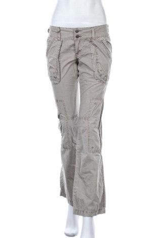 Дамски панталон Kenvelo, Размер S, Цвят Бежов, Памук, Цена 39,90лв.