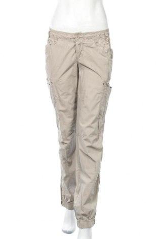 Дамски панталон Kenvelo, Размер S, Цвят Бежов, Памук, Цена 23,10лв.