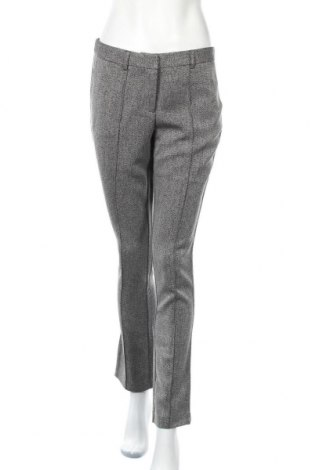Дамски панталон Kiomi, Размер S, Цвят Черен, 65% полиестер, 33% вискоза, 2% еластан, Цена 33,12лв.