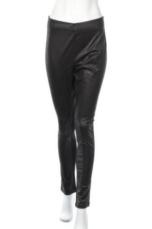 Дамски панталон Laura Torelli, Размер M, Цвят Черен, 70% вискоза, 26% полиамид, 4% еластан, Цена 6,56лв.