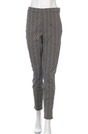 Дамски панталон Lindex, Размер XL, Цвят Многоцветен, 98% памук, 2% еластан, Цена 29,40лв.
