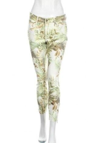 Дамски панталон Mac, Размер S, Цвят Многоцветен, 68% памук, 30% полиестер, 2% еластан, Цена 22,05лв.