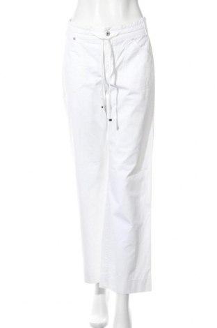 Дамски панталон Mac, Размер M, Цвят Бял, 98% памук, 2% еластан, Цена 28,35лв.