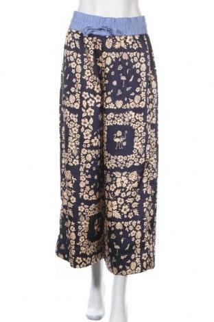 Дамски панталон Maison Scotch, Размер S, Цвят Син, Полиестер, Цена 49,14лв.