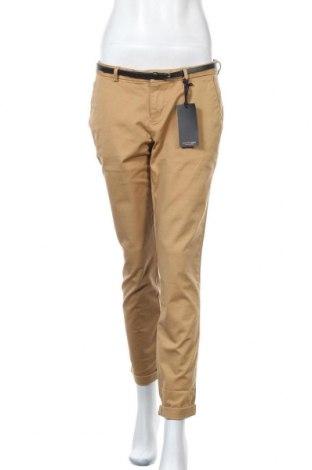 Dámské kalhoty  Maison Scotch, Velikost M, Barva Hnědá, 97% bavlna, 3% elastan, Cena  2054,00Kč