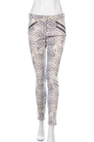 Дамски панталон Maison Scotch, Размер S, Цвят Син, 97% памук, 3% еластан, Цена 46,50лв.