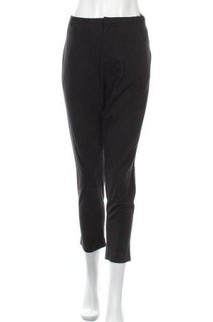 Дамски панталон Maison Scotch, Размер XL, Цвят Черен, 63% полиестер, 33% вискоза, 4% еластан, Цена 31,92лв.