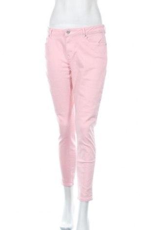 Дамски панталон Maison Scotch, Размер L, Цвят Розов, 90% памук, 8% полиестер, 2% еластан, Цена 42,89лв.