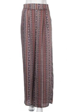 Γυναικείο παντελόνι Mango, Μέγεθος L, Χρώμα Πολύχρωμο, Πολυεστέρας, Τιμή 21,16€