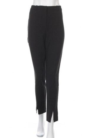 Dámské kalhoty  Mango, Velikost L, Barva Černá, 60% polyester, 30% viskóza, 6% elastan, Cena  371,00Kč