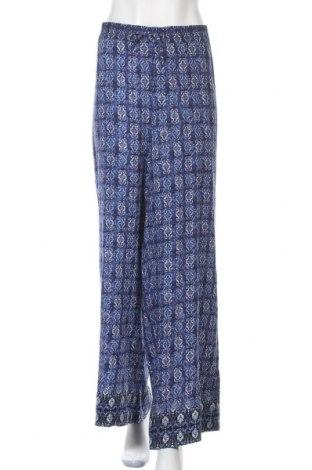 Дамски панталон Maxi Blue, Размер XXL, Цвят Син, Вискоза, Цена 23,94лв.