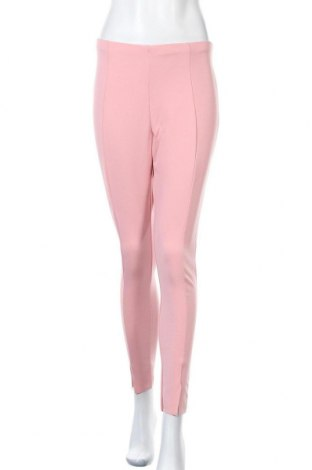 Γυναικείο παντελόνι Missguided, Μέγεθος M, Χρώμα Ρόζ , 95% πολυεστέρας, 5% ελαστάνη, Τιμή 10,64€