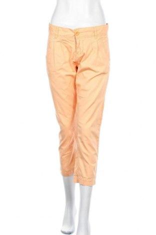 Дамски панталон Multiblu, Размер S, Цвят Оранжев, 100% памук, Цена 28,35лв.