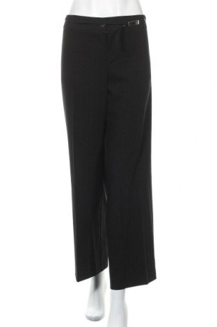 Дамски панталон My Own, Размер XXL, Цвят Черен, 68% полиестер, 24% вискоза, 8% еластан, Цена 29,40лв.