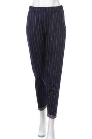 Дамски панталон Native Youth, Размер S, Цвят Син, 98% полиестер, 2% еластан, Цена 25,26лв.