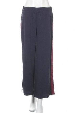 Дамски панталон Native Youth, Размер S, Цвят Син, 61% лиосел, 39% вискоза, Цена 22,67лв.