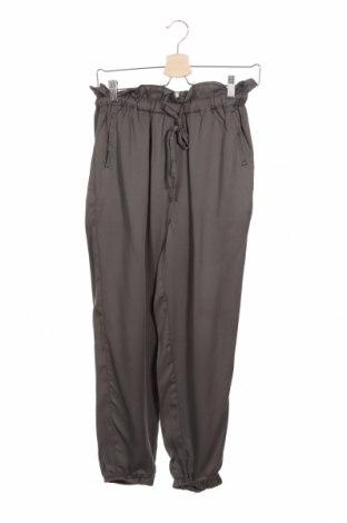 Дамски панталон Native Youth, Размер XS, Цвят Сив, Лиосел, Цена 21,14лв.