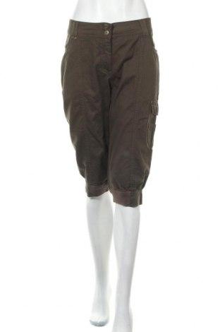 Дамски панталон Nkd, Размер XL, Цвят Кафяв, Памук, Цена 9,92лв.
