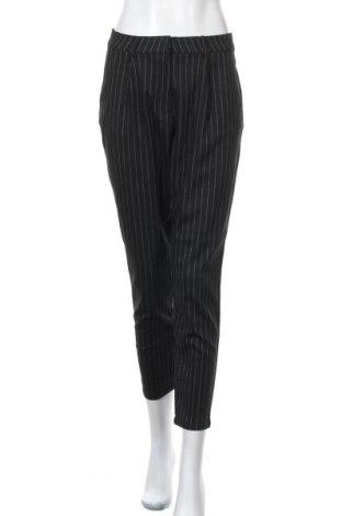 Дамски панталон ONLY, Размер S, Цвят Черен, 64% полиестер, 34% вискоза, 2% еластан, Цена 18,42лв.