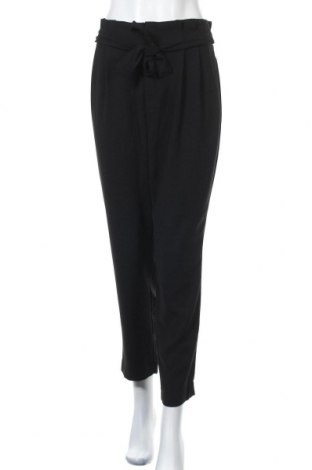 Дамски панталон ONLY, Размер L, Цвят Черен, Полиестер, Цена 17,16лв.