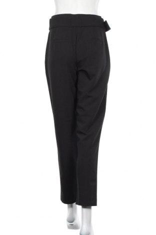 Дамски панталон ONLY, Размер M, Цвят Черен, 63% полиестер, 31% вискоза, 6% еластан, Цена 17,73лв.