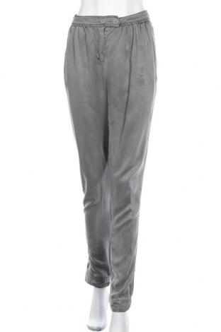 Дамски панталон Object, Размер M, Цвят Сив, Цена 27,30лв.
