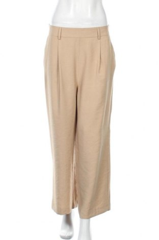 Дамски панталон Opus, Размер M, Цвят Бежов, 92% вискоза, 8% полиестер, Цена 23,60лв.