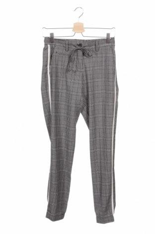 Дамски панталон Opus, Размер XS, Цвят Сив, 63% полиестер, 33% вискоза, 4% еластан, Цена 27,93лв.