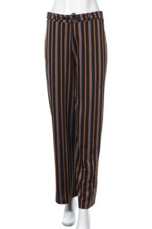Γυναικείο παντελόνι Pieces, Μέγεθος M, Χρώμα Πολύχρωμο, Τιμή 19,77€