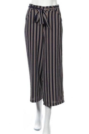 Дамски панталон Pieces, Размер S, Цвят Многоцветен, Полиестер, Цена 26,25лв.