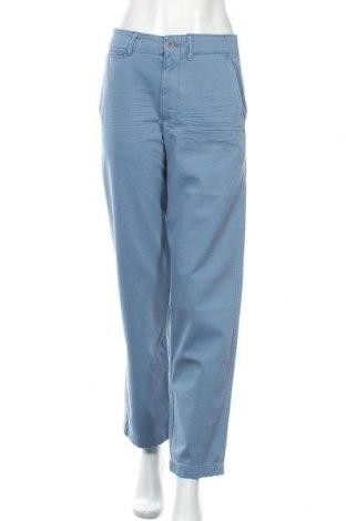 Dámské kalhoty  Polo By Ralph Lauren, Velikost M, Barva Modrá, Bavlna, Cena  571,00Kč