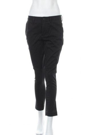 Dámské kalhoty  Polo By Ralph Lauren, Velikost S, Barva Černá, 99% bavlna, 1% elastan, Cena  575,00Kč