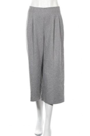 Дамски панталон Primark, Размер M, Цвят Сив, 91% полиестер, 9% вискоза, Цена 9,18лв.