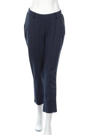 Dámské kalhoty  Re.draft, Velikost M, Barva Modrá, 79% viskóza, 19% polyamide, 5% elastan, Cena  968,00Kč