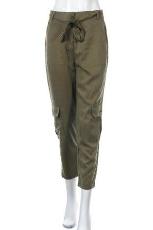 Дамски панталон Rich & Royal, Размер S, Цвят Зелен, Лиосел, Цена 134,25лв.