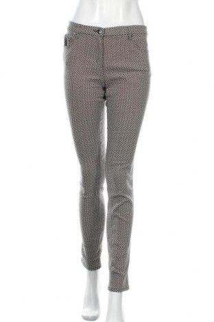 Γυναικείο παντελόνι Rosner, Μέγεθος L, Χρώμα  Μπέζ, 74% βαμβάκι, 22% πολυαμίδη, 4% ελαστάνη, Τιμή 18,84€