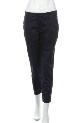 Dámské kalhoty  S.Oliver, Velikost M, Barva Modrá, 98% bavlna, 2% elastan, Cena  357,00Kč
