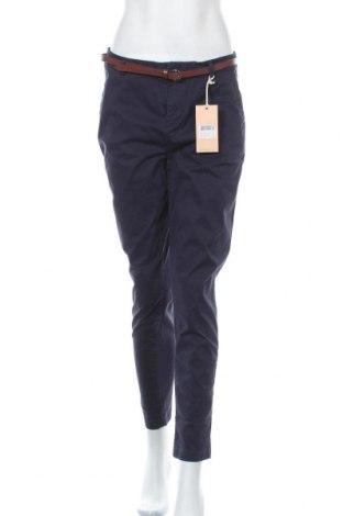 Dámské kalhoty  Scotch & Soda, Velikost M, Barva Modrá, 97% bavlna, 3% elastan, Cena  2598,00Kč
