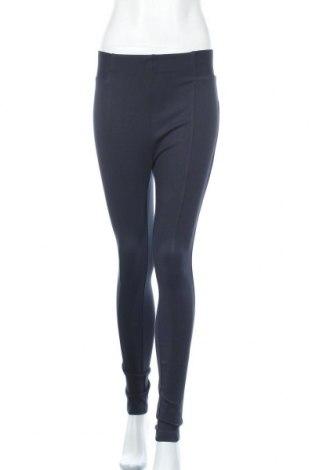 Дамски панталон Seasons, Размер S, Цвят Син, 59% вискоза, 37% полиестер, 4% еластан, Цена 10,97лв.