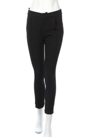 Дамски панталон See U Soon, Размер S, Цвят Черен, 95% полиестер, 5% еластан, Цена 19,08лв.
