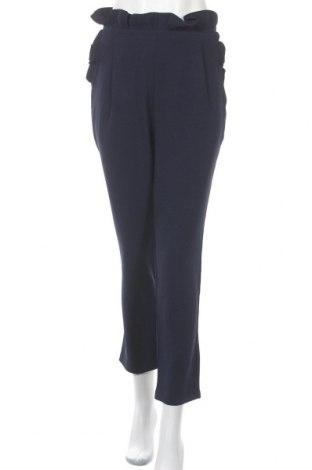 Дамски панталон Sister Jane, Размер L, Цвят Син, 100% полиестер, Цена 27,46лв.