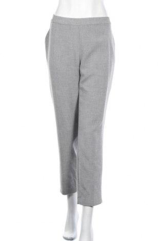 Дамски панталон Someday., Размер XL, Цвят Сив, 66% полиестер, 29% вискоза, 5% еластан, Цена 46,50лв.