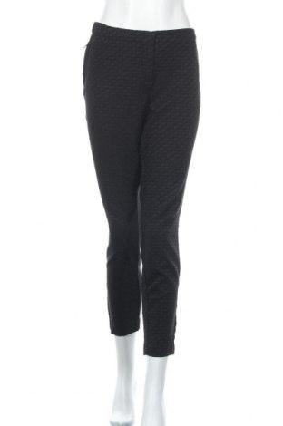 Дамски панталон Stehmann, Размер XL, Цвят Черен, 56% памук, 41% полиестер, 3% еластан, Цена 12,90лв.