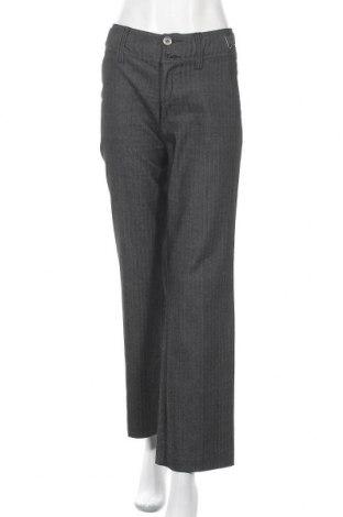 Дамски панталон Street One, Размер M, Цвят Сив, 65% памук, 32% полиестер, 3% еластан, Цена 9,51лв.