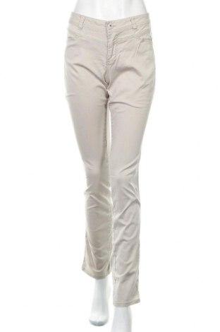Дамски панталон Street One, Размер XL, Цвят Сив, 97% памук, 3% еластан, Цена 11,34лв.