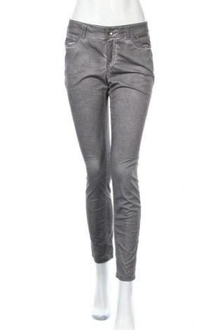Дамски панталон Street One, Размер S, Цвят Сив, 98% памук, 2% еластан, Цена 7,35лв.