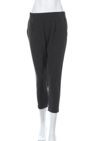 Дамски панталон Tally Weijl, Размер M, Цвят Черен, 80% полиестер, 16% вискоза, 4% еластан, Цена 29,40лв.