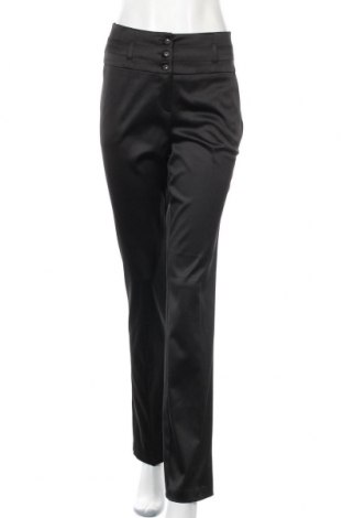 Дамски панталон Taranko, Размер S, Цвят Черен, 98% памук, 2% еластан, Цена 9,96лв.