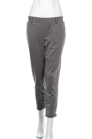 Дамски панталон Tom Tailor, Размер M, Цвят Сив, 72% полиестер, 27% вискоза, 1% еластан, Цена 41,90лв.