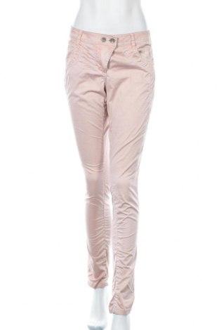 Дамски панталон Tom Tailor, Размер M, Цвят Розов, 97% памук, 3% еластан, Цена 37,91лв.